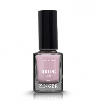 Лак для ногтей Zinger Bride 624 Twilight